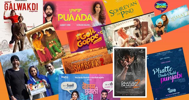 2021 Punjabi Movie Releases List - Punjabi Grooves