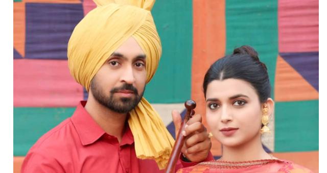 Diljit Dosanjh and Nimrat Khaira starrer Jodi to release on 24th June 2021  - Punjabi Grooves